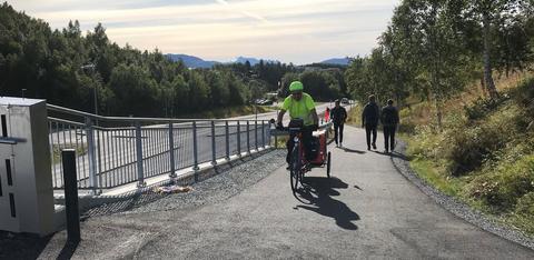 Syklist Mørkved