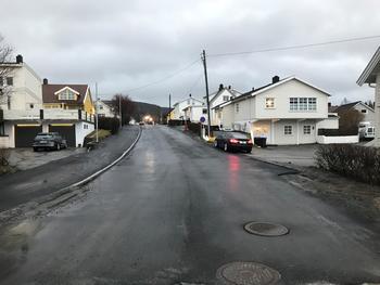 Fjellveien ferdig før tiden