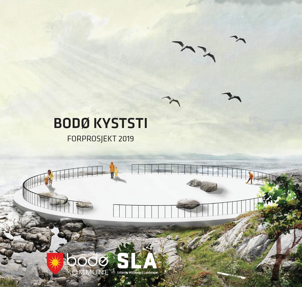 Forsidebile Bodø kyststi