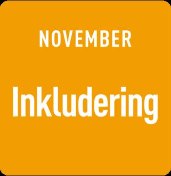 November: Inkludering