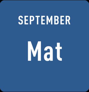 September: Mat