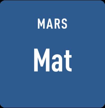 Mars: Mat