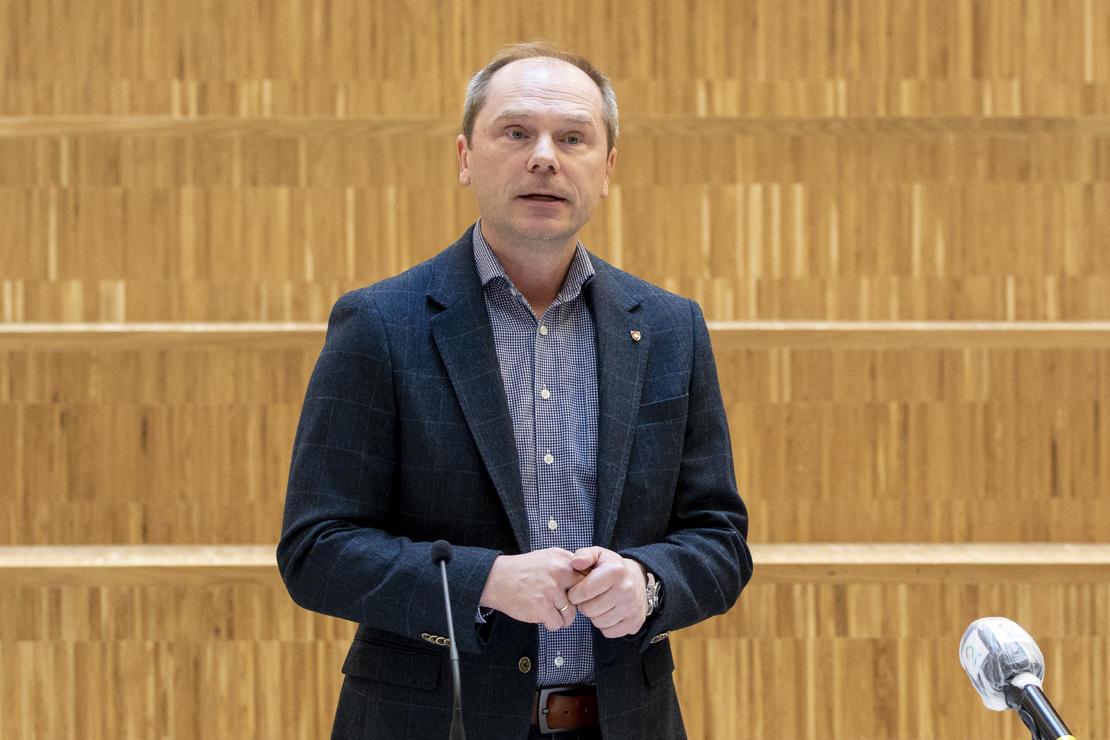 Kommunaldirektør Arne Myrland i helse- og omsorgsavdelingen i Bodø kommune,