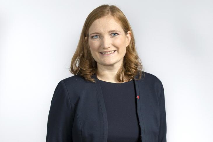 Ordfører Ida Maria Pinnerød