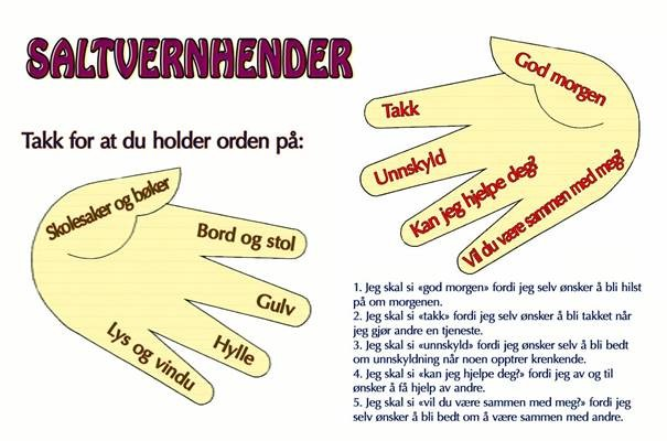 Saltvernhender