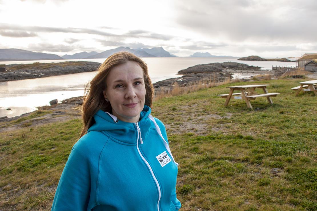 Paro Lyngmo er leder for aksjonskomiteen i Bodø under årets tv-aksjon.