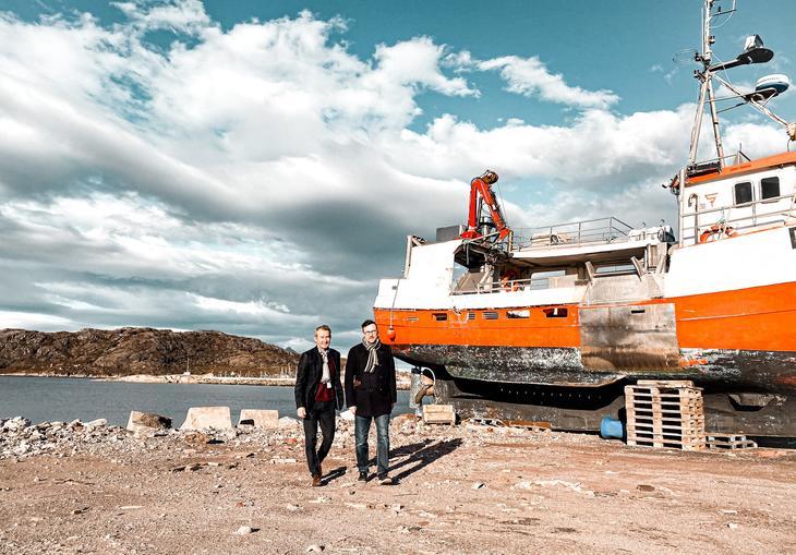 Både daglig leder Håvard Engseth i Breivika Utvikling Bodø AS og arealplanlegger Mats Marthinussen i Bodø kommune mener medvirkningsprosessen gjort i Molobyen viser at prosjektet har riktig kurs.