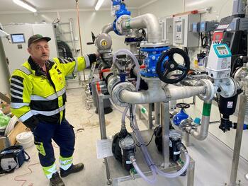 Breivik vannverk