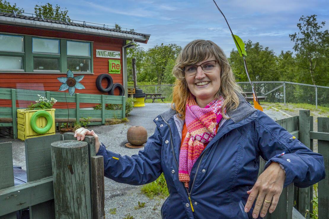 Nina Morvik grunnla 31. mai 2012 det som i dag er Re innovasjon AS i Bodø.
