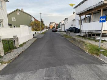 Sverre Granlunds vei