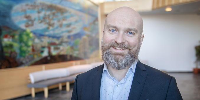 John-Christian Lervik (44) starter i juni i sin nye jobb som innkjøpssjef i Bodø kommune.