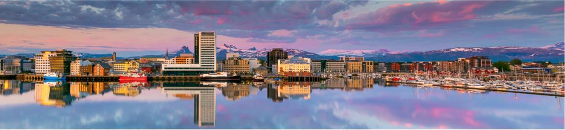 Bodø skyline